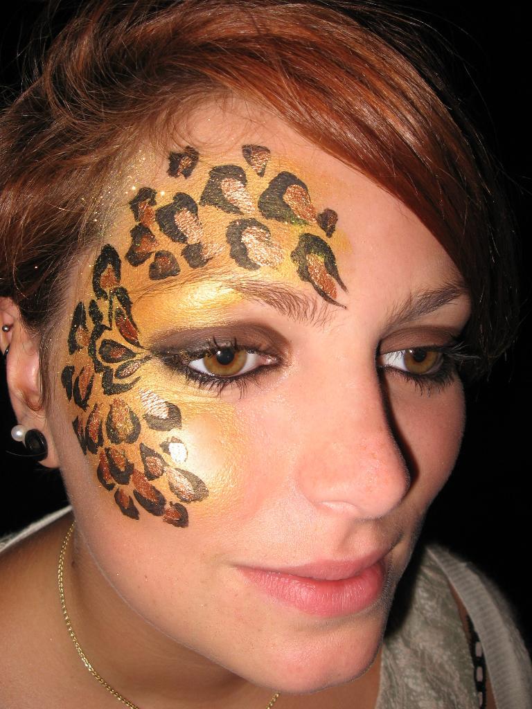 Leopard Eyes Leopard Eyes